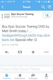 matt smith soccer