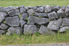 288233-old-style-stone-wall-detail-note-the-balancing-of-some-stones-providing-gaps-kinvara-ireland