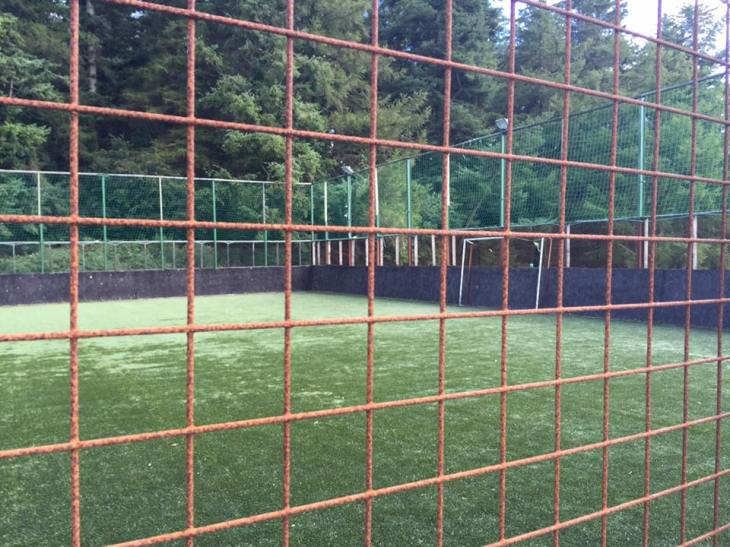 footy cage